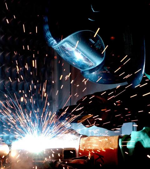 Working at Anglesey Aluminium